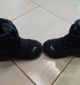 ботинки на зима-осень на 24-25 р