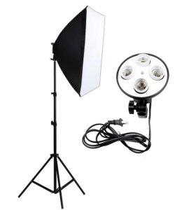 Софтбокс. Свет для фото и видеосъемки