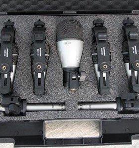 Микрофоны Samson 7 kit