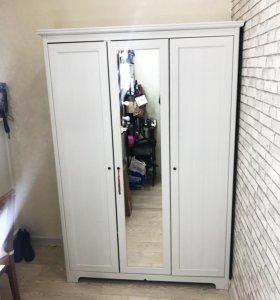 Шкаф Икея Ш126 В190 Г52