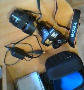 Цифровой фотоаппарат Sony ilce-3500
