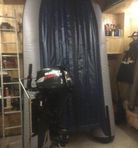 Лодка групер