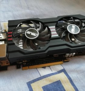 Видеокарта Asus Geforce GTX660 2gb