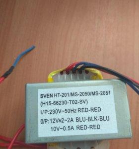 Трансформатор SVEN MS-2050
