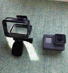 Экшн- Камера GoPro HERO6 Black (CHDHX-601)
