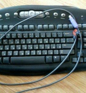 Мултимедиа клавиатура Microsoft