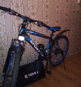 Велосипед 21 скорость.