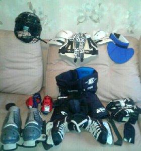 Комплект хокеиста