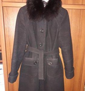 Продам пальто.кашемир.р-р 48-50