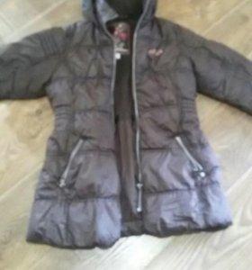 Продам куртку Next на 7-8 лет девочка