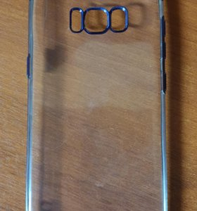 Чехол силиконовый 350. чехол силиконовый с синими