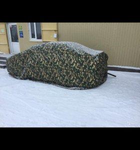 Зимний портативный гараж чехол