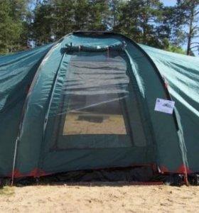 Туристическая кемпинговая палатка TRUMP Brest 6