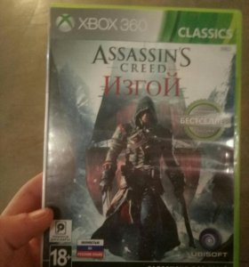 Игра на xbox 360 Assassin Creed Rogue