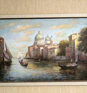 """Картина """"Венеция. Мотив 12"""""""