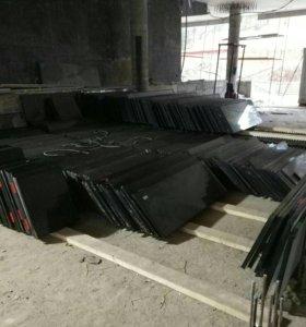 Стеклопакеты фасадные и остекление шахты лифта
