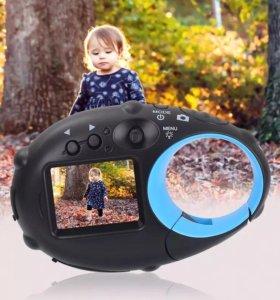 Фотоаппарат цифровой детский mini на карабине