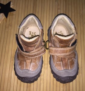 Ботинки/обувь Италия детские