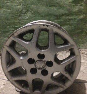 Диски R15 Toyota Vista Ardeo