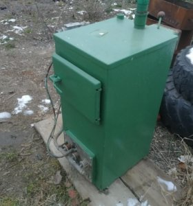 Котел газовый КС-ТГ-10-1 АГУК-М