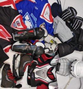 Комплект детской хоккейной экипировки