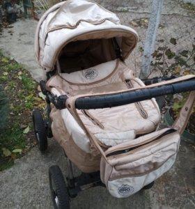 Детская коляска от 0 до 3 лет.