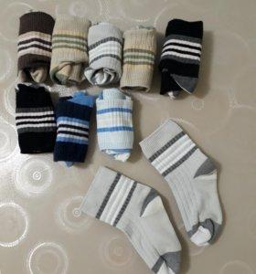 Носки хлопок до 1 года