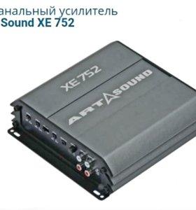 2-канальный усилитель Art Sound XE 752