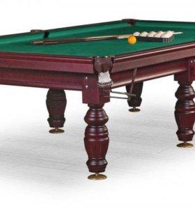 Бильярдный стол для русского бильярда 9