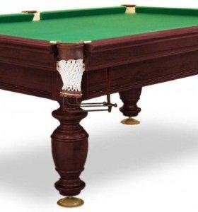 стол для русского бильярда 8