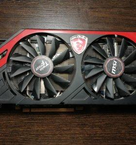 MSI Radeon R9 270 gaming 2GB OverClock Edition