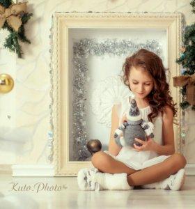 Детский, семейный, свадебный фотограф