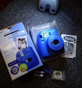 Fujifilm (polaroid)фотоаппарат моментальной печати