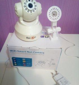 Камера WI-FI поворотная