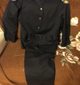 Военный костюм морской пехоты