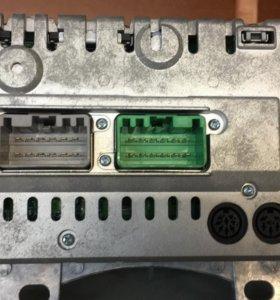 Магнитола вольво S80