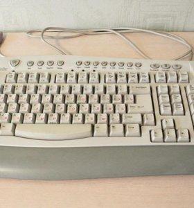 Клавиатура Defender Boomerang KM-2040 PS/2
