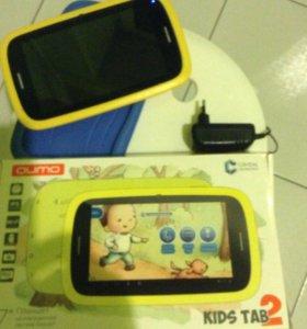 Детский планшет , адаптированный