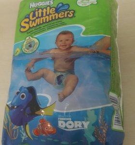 Памперсы для плавания 7-15 кг. 1 Закрытая упаковка