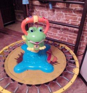 Прыгунок-лягушка