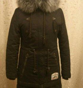 Куртка зимняя утепленная.(парка)