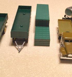 Модели грузовиков 1:87
