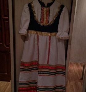 Платье танцевальное для выступления