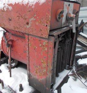 сварка САК для трактора с карданом