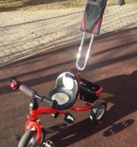 Детский велосипед lex 007
