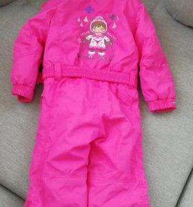 Комбинезон детский из мембраной ткани