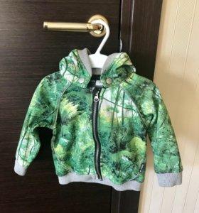Куртка Soft shell molo софтшелл Моло о 80