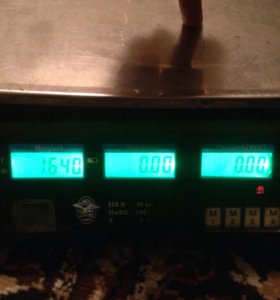 Весы электронные со счётчиком цены