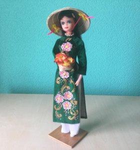 Куклы народов мира Турция, Вьетнам, Лаос