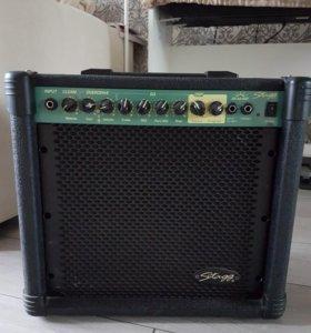 Гитарный комбоусилитель Stagg 20 GA DSP